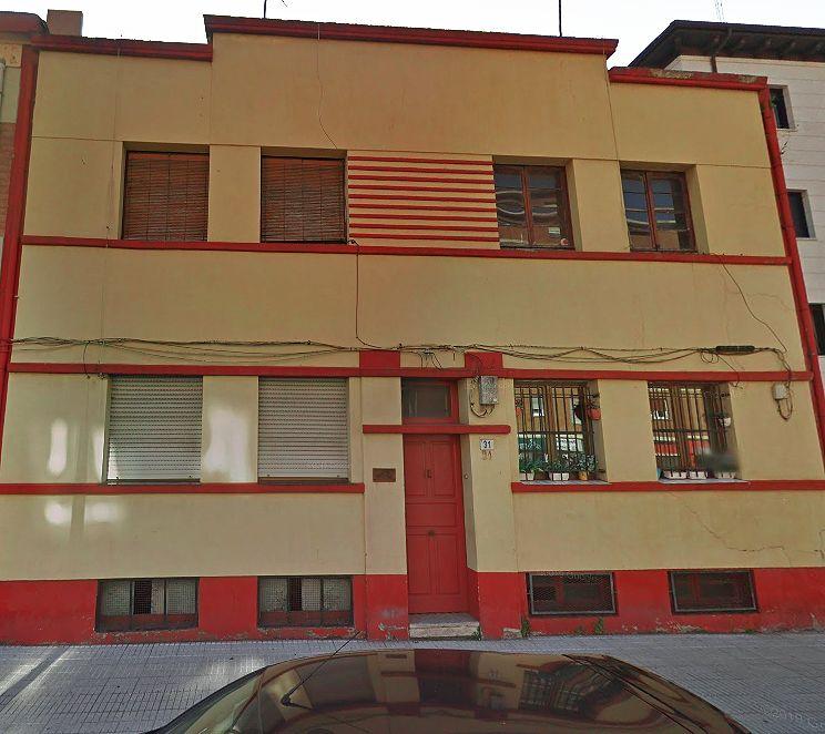 Art Decó en Gijón en la calle Leopoldo Alas 31