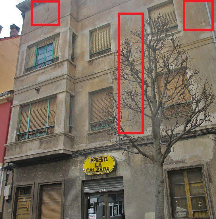 Avenida de la Argentina 27 es Art Decó en Gijón