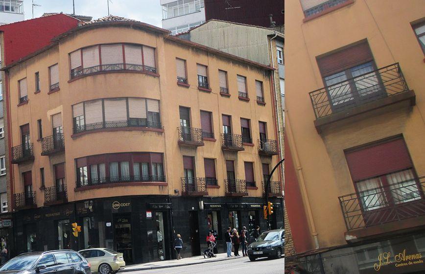 Avenida del Príncipe de Asturias 48 es Art Decó en Gijón