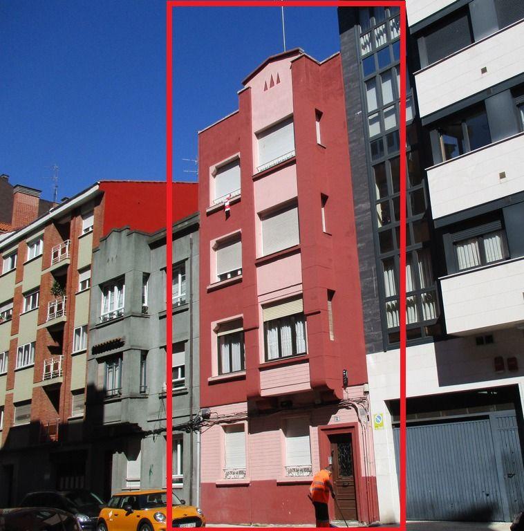 Calle Cuenca 4 es Art Decó en Gijón