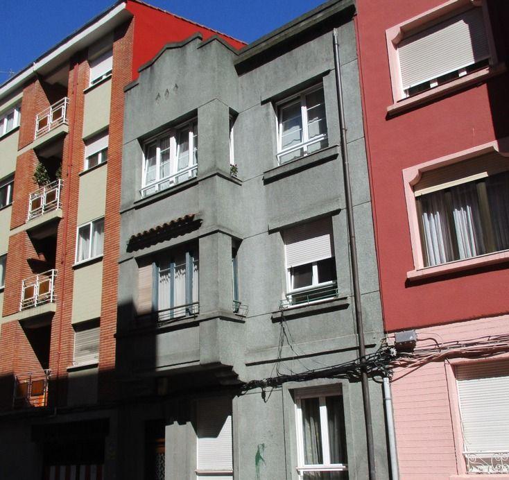 Calle Cuenca 6 de Gijón