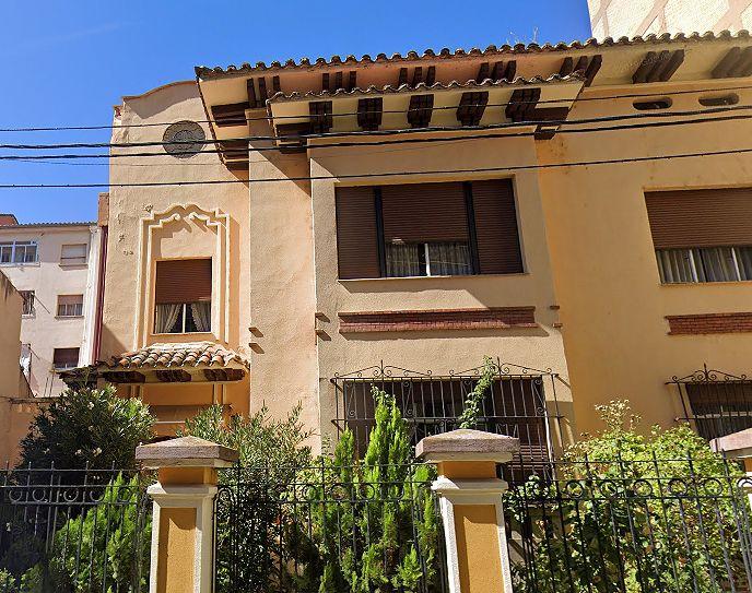 Calle Pablo Morillo, 1
