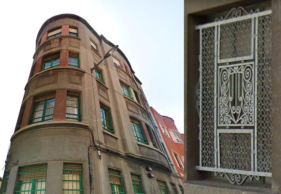 Calle Pavia, 2 y 4