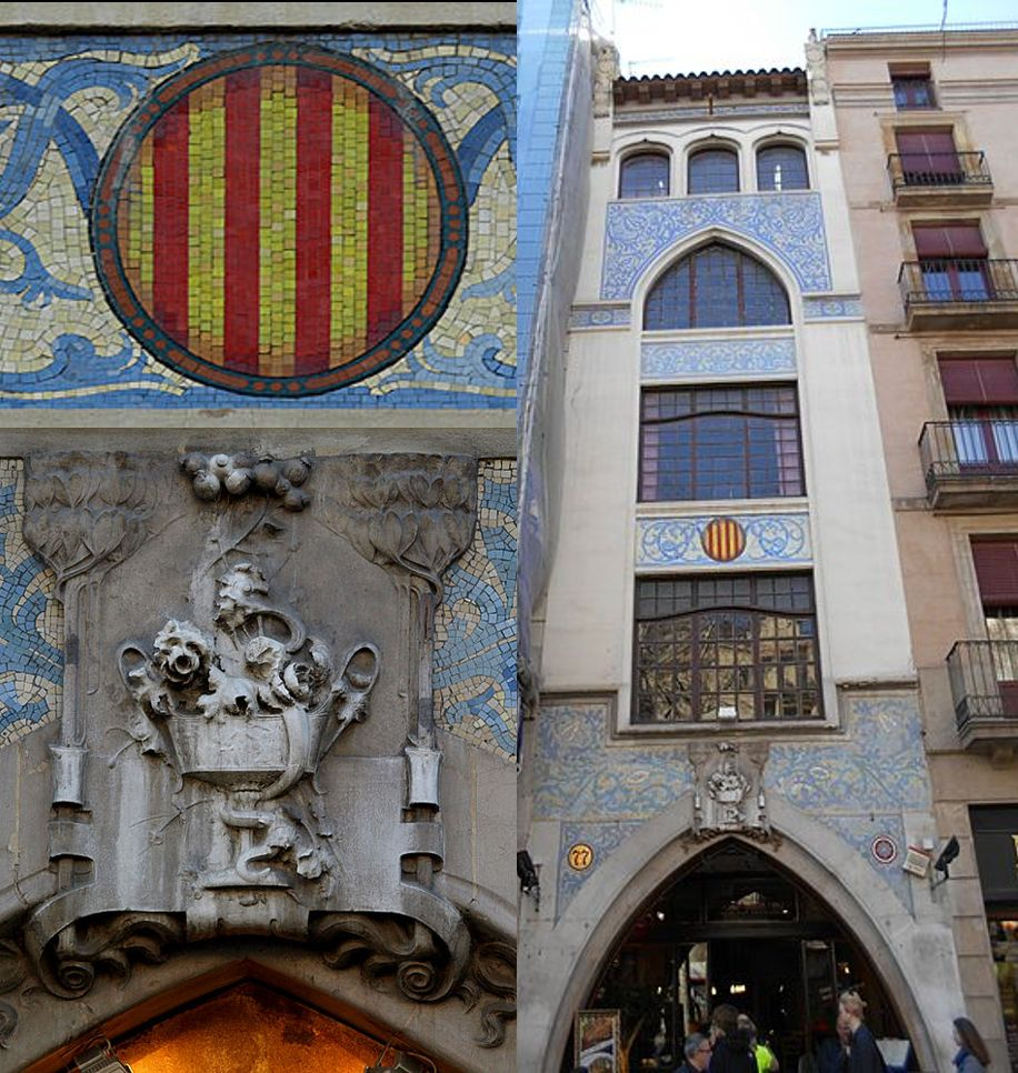 Casa Genové Orgullo Barcelona