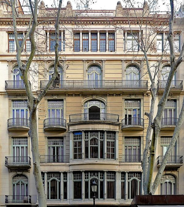 Casa Manuela Xiqués Orgullo de Las Ramblas