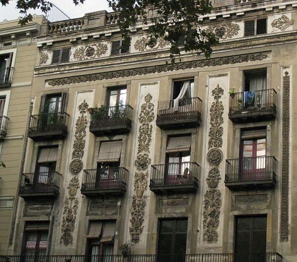 Casa Xuriguer Ramblas
