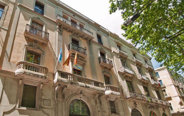 Orgullo de Las Ramblas Casa Joan Güell