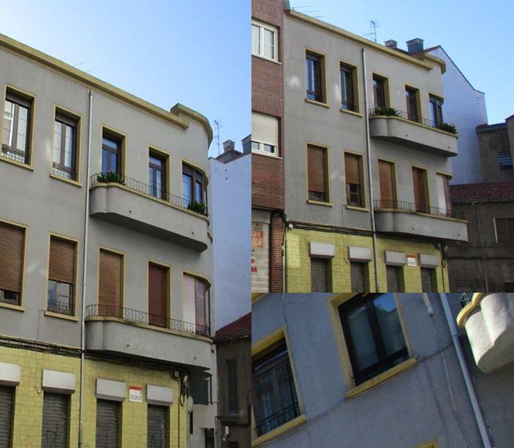 Desaparecido Art Decó en Gijón en calle Calle Sagrado Corazón 18
