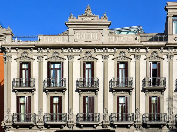 Hotel Internacional Orgullo Barcelona