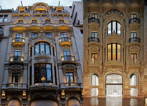 Casa Joan Serra Barcelona
