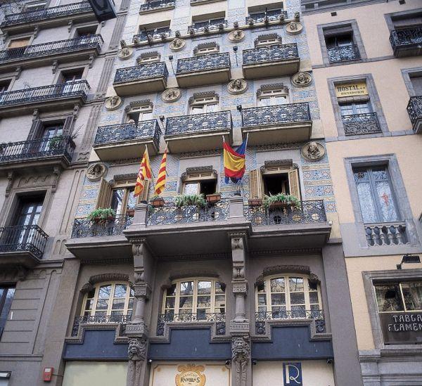 Hotel Ramblas Orgullo de Las Ramblas