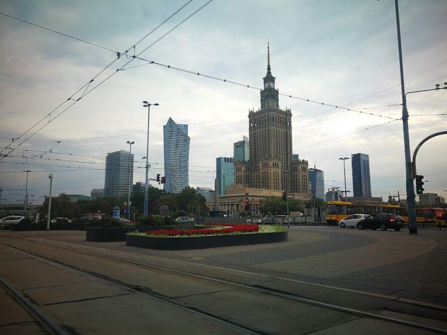 rascacielos más altos de Polonia
