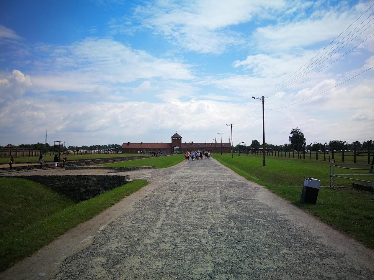 LGTBIQ en Polonia Auschwitz-Birkenau