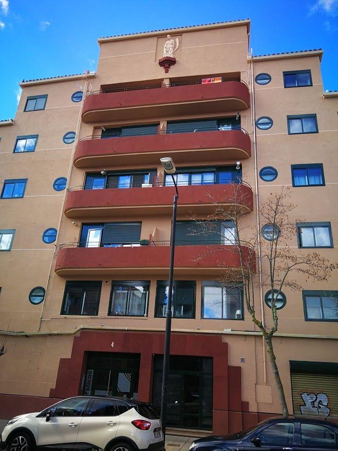Zamora Art Decó Avenida Reyes Católicos, 4