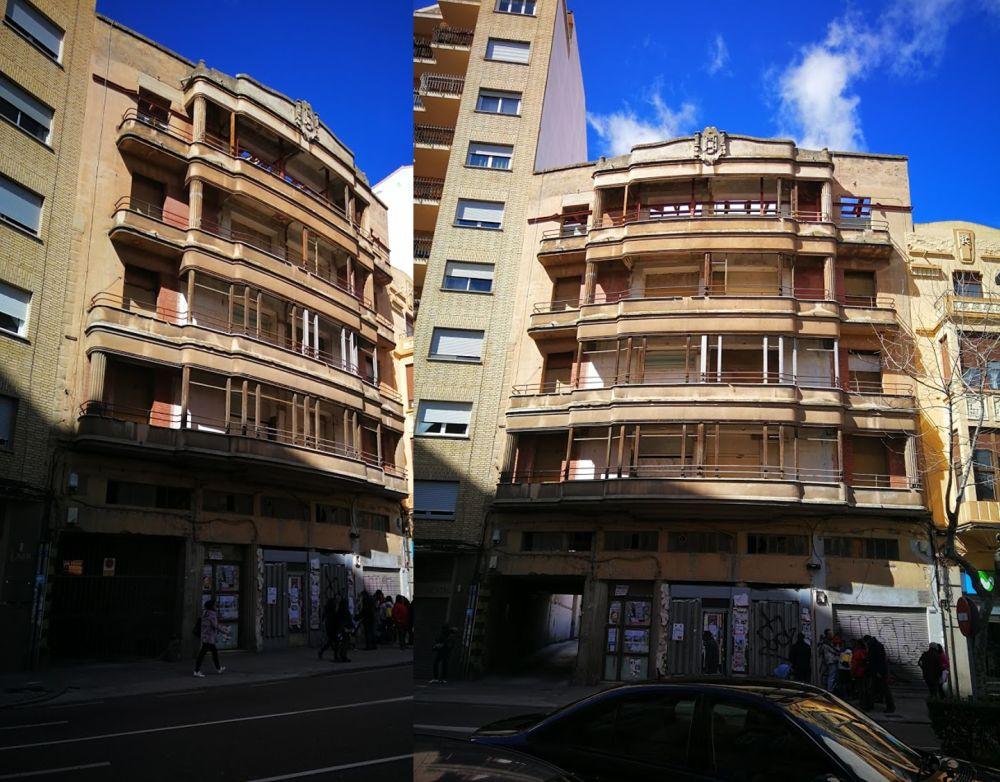 Viviendas Colino o Matilla (avenida Víctor Gallego, 5)