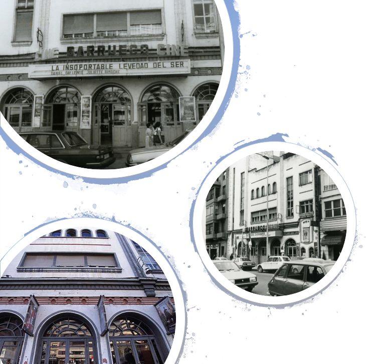 Cine Barrueco Zamora Art Decó
