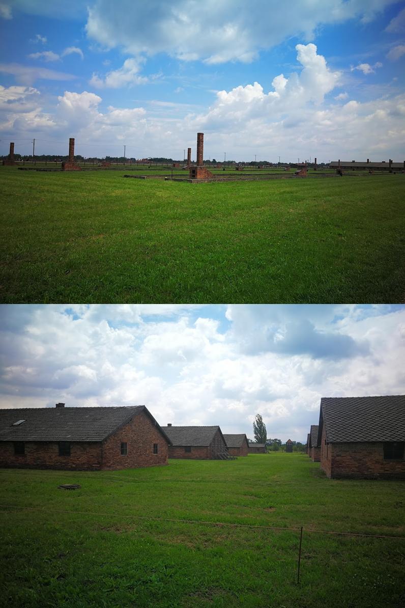 Auschwitz-Birkenau silencio