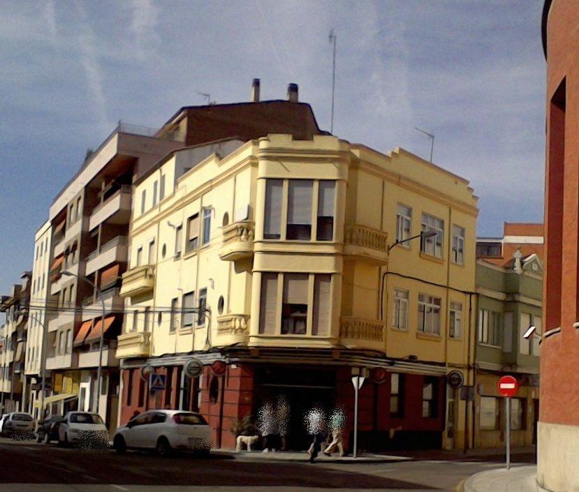 Calle de Arapiles 47 con calle Polvorín, 16