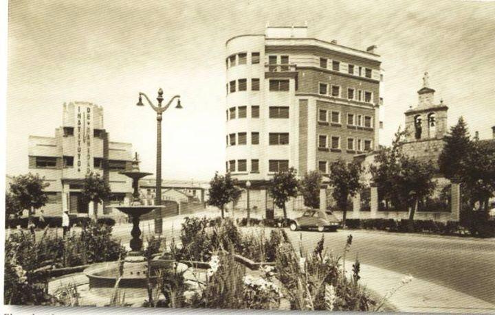 Desaparecida Zamora Art Decó