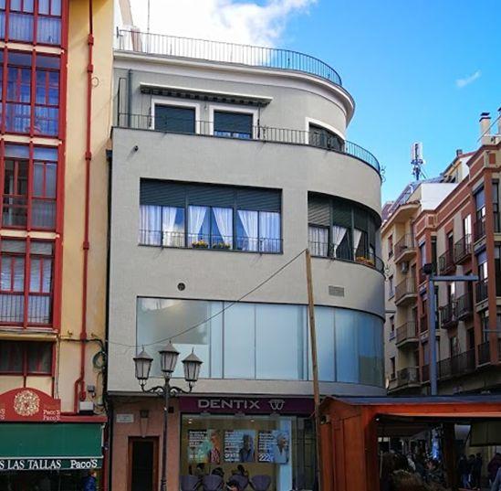 Edificio Almacenes Sevillano (plaza de Zorrilla, 5)
