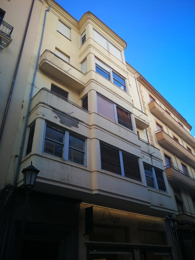 Edificio Corcovado (calle San Torcuato, 2)
