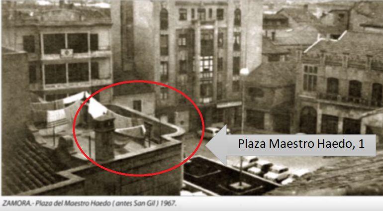 Plaza Maestro Haedo Zamora Art Decó