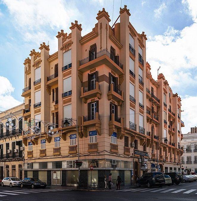 Casa de Rafael Rico Albert (avenida Cándido Lobera, 2)
