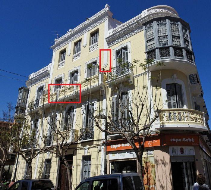 La Casa Carcaño (calle Cardenal Cisneros, 2)
