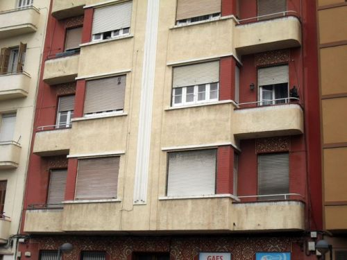 Casa de Bertila Seoane (avenida de la Democracia, 15)