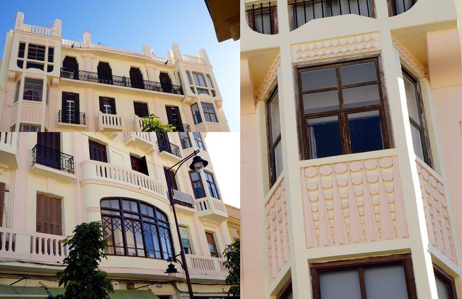 Melilla Art Decó