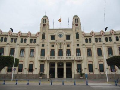 Palacio de la Asamblea de Melilla Art Decó
