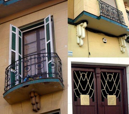 Calle La Legión, 38 y Vitoria, 22
