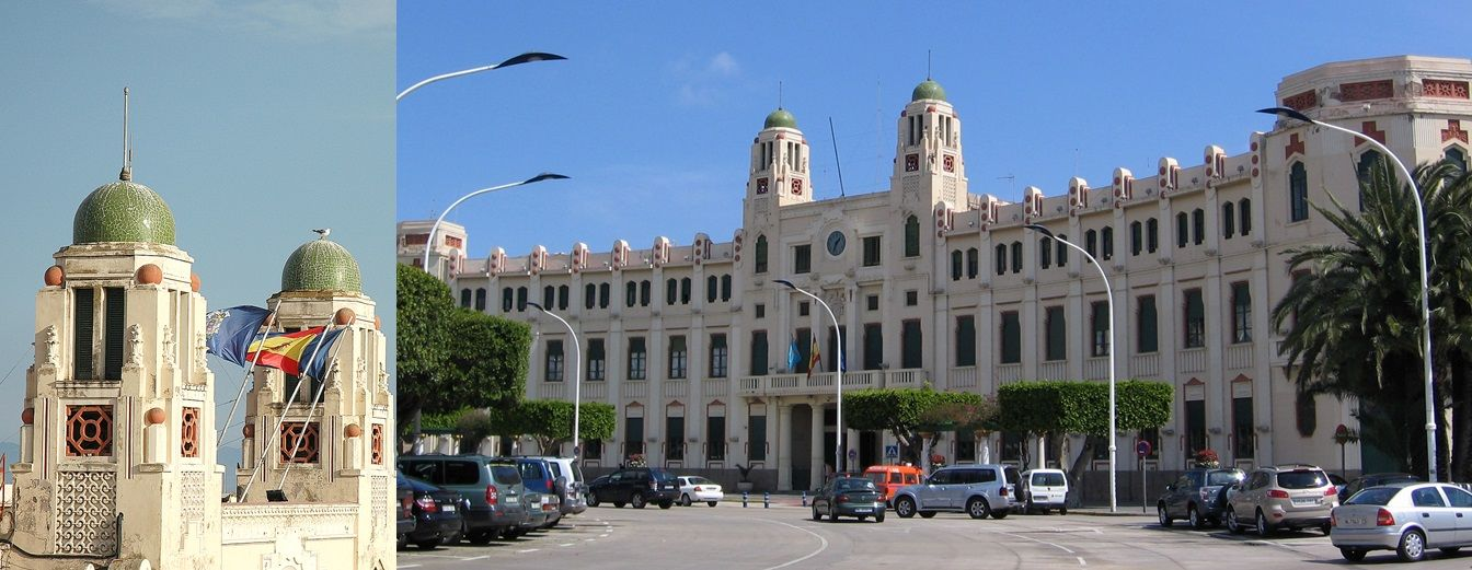 Palacio de la Asamblea de Melilla