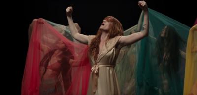 Crítica High As Hope de Florence and The Machine