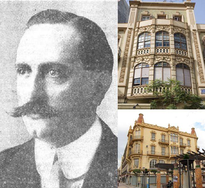 Enrique Nieto y Nieto, arquitectx de la Melilla Art Decó y modernista