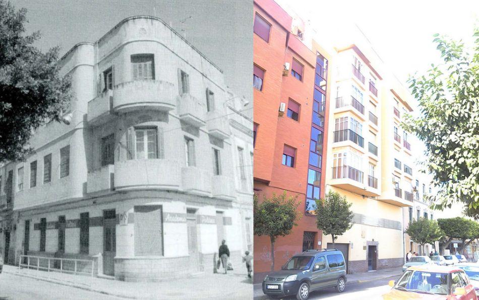 Desaparecida Melilla Art Decó