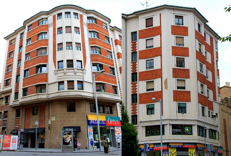 Calle de Estella, 7 (en el bajo estuvo el Cine Alcázar)