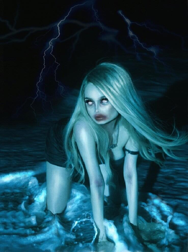 Discos de horrorsynth para Halloween crítica Turn Off The Light de Kim Petras