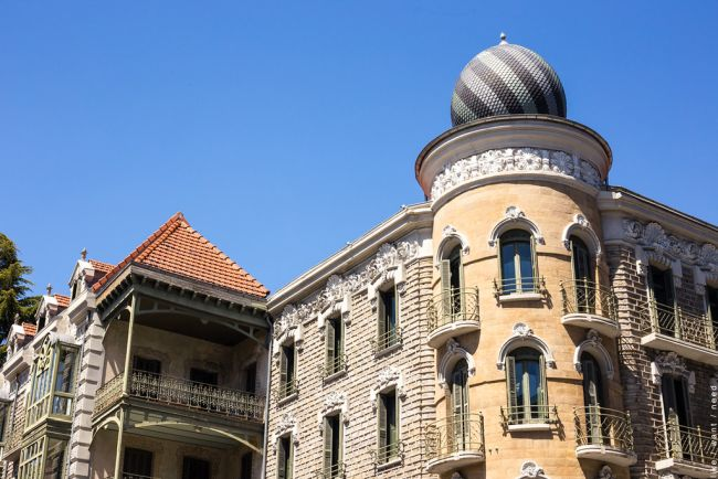 Pamplona Art Nouveau y Pamplona Art Decó