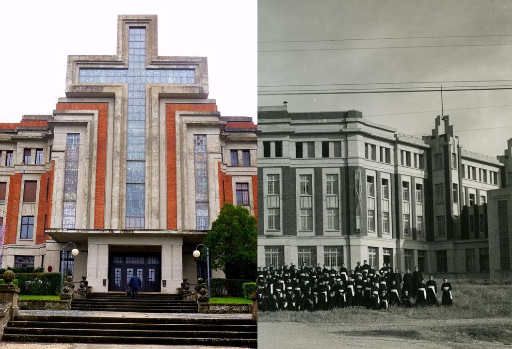 Seminario Conciliar de San Miguel (avenida de Baja Navarra, 64)