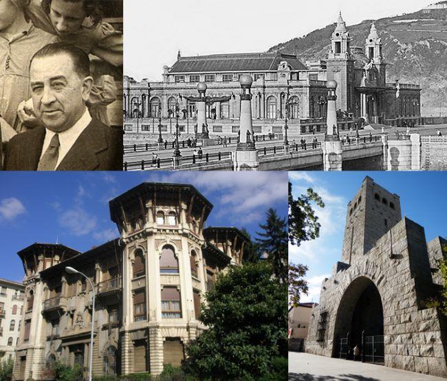 Víctor Eusa, imprescindible en la Pamplona Art Decó