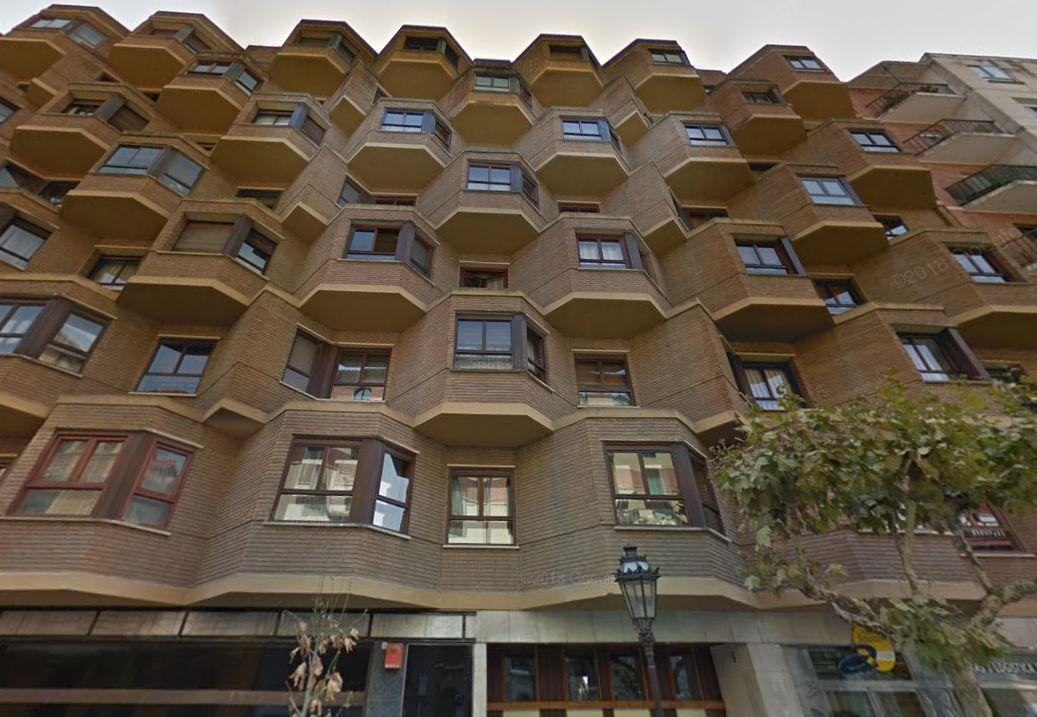 Arquitectura siglo XX Burgos