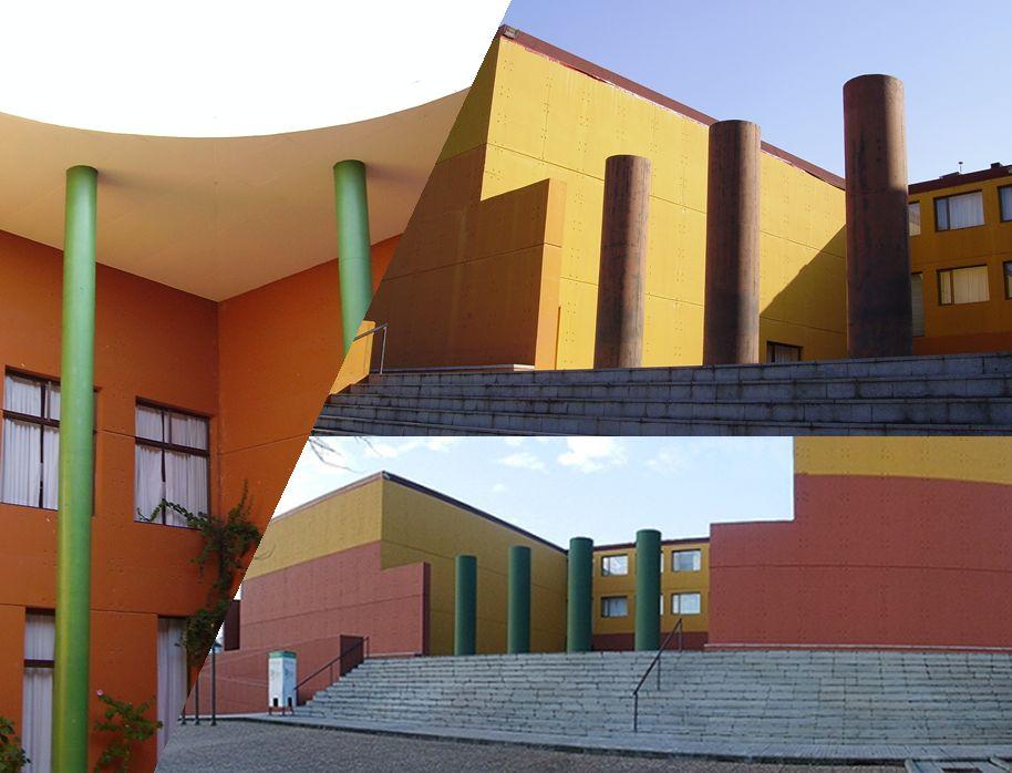 Escuela de Administración Pública de Mérida Francisco Javier Sáenz de Oíza