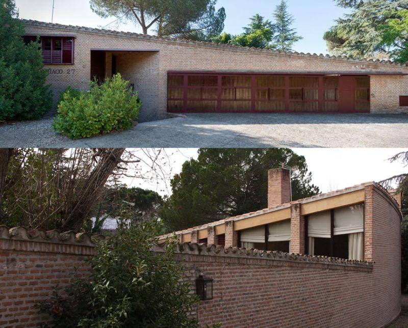 Casa Arturo Echevarría Francisco Javier Sáenz de Oíza