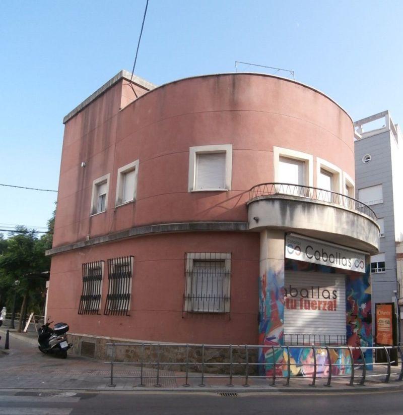 Avenida Nuestra Señora de Otero, 1 (Z)