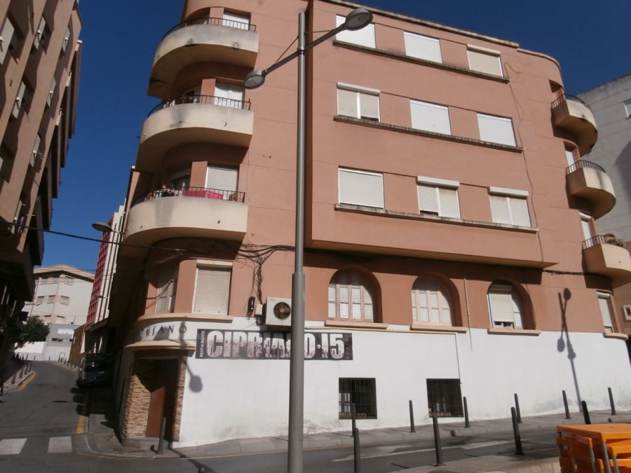 Calle Alcalde David, Valverde, 2