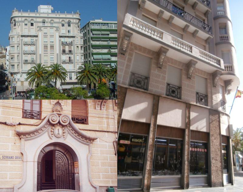 Casa Marañes (calle General Serrano Orive, 1)