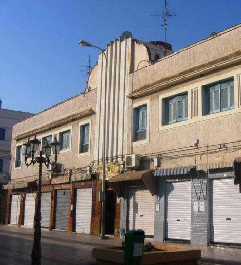 Hotel Assalam de Nador (avenida Al-Qissariya, 92)