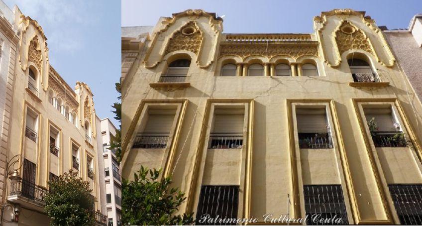 Edificio Demetrio Casares (calle Jáudenes, 13)