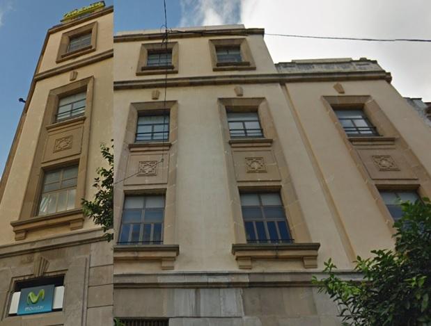 Edificio Telefónica (paseo del Revellín, 24)